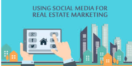 Suing social media for real estate
